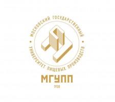 Фирменный знак Московского государственного университета пищевых производств