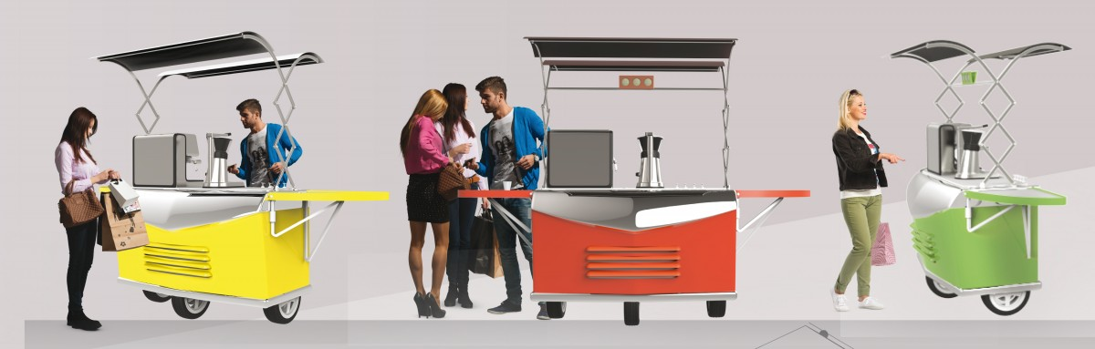 Виды кофейни